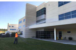 Commercial Window Cleaning in Five Forks, SC