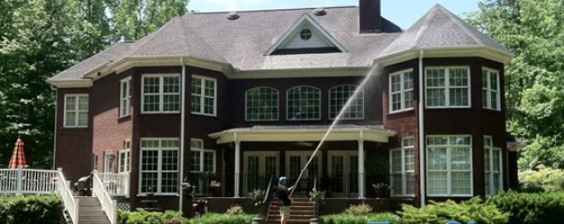 Greenville, SC House Washing