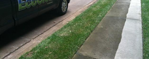 Sidewalk Cleaning in Anderson, SC