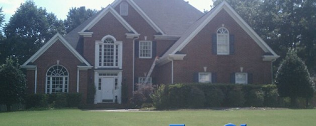 Roof Cleaning in Simponsville, SC